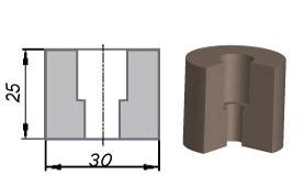 Амортизатор НС-051.795-03